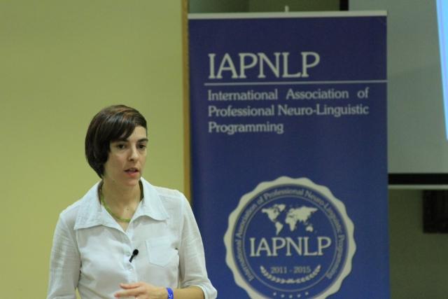 NLPexcellence2016 - Iris Liébana